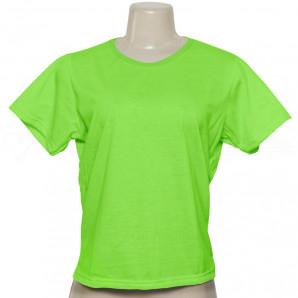 Baby Look Verde Neon