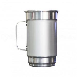 Caneco de Chopp Alumínio - 750ML