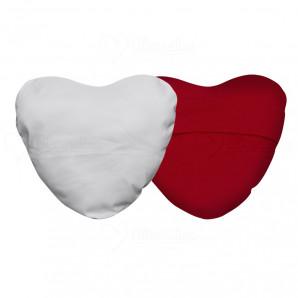Capa Coração Fundo Vermelho