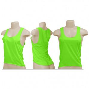 Cropped Verde Neon | Feminino Poliéster