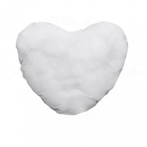 Enchimento Almofada Coração