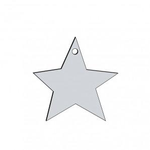 Estrela de Natal- em MDF 3mm