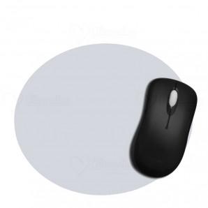 Mouse Pad Oval c/10 un