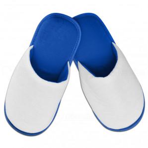 Pantufa Adulto Azul