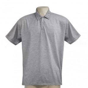 Camisa Polo Masculina Mescla