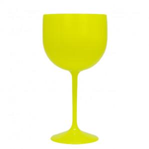 Taça De Gin - 500ML - Amarelo Neon