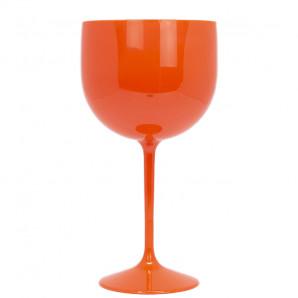 Taça De Gin - 500ML - Laranja Neon