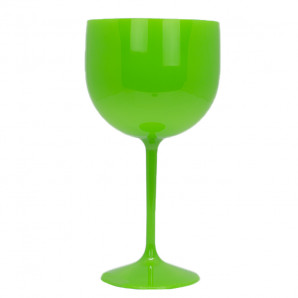 Taça De Gin - 500ML - Verde Neon