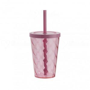 Copo Joy Cup Rosa Bebe