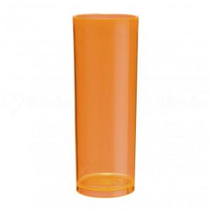 Copo Long Drink 320 ml | Laranja Neon